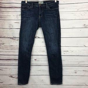 Current/Elliott Stiletto Skinny Jeans Size 30